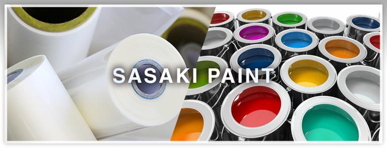 SASAKI PAINT